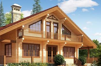 дом из бруса красноярск