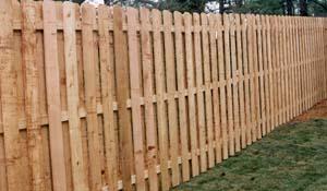 забор из лиственницы красноярск